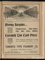 Canadian Printer & Publisher Vol. 8, No. 11