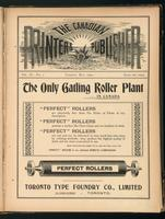Canadian Printer & Publisher Vol. 9, No. 5