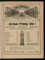 Canadian Printer & Publisher Vol. 10, No. 1
