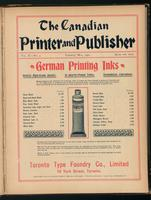 Canadian Printer & Publisher Vol. 10, No. 5