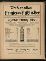 Canadian Printer & Publisher Vol. 10, No. 6