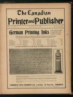 Canadian Printer & Publisher Vol. 10, No. 7