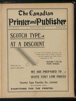 Canadian Printer & Publisher Vol. 10, No. 8