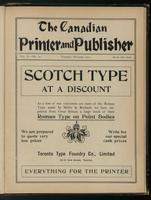 Canadian Printer & Publisher Vol. 10, No. 10