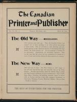 Canadian Printer & Publisher Vol. 10, No. 12