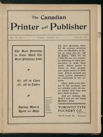 Canadian Printer & Publisher Vol. 11, No. 2