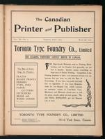 Canadian Printer & Publisher Vol. 11, No. 4