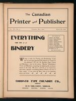 Canadian Printer & Publisher Vol. 11, No. 5