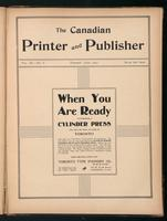 Canadian Printer & Publisher Vol. 11, No. 6