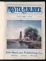 Canadian Printer & Publisher Vol. 14, No. 1