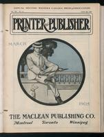 Canadian Printer & Publisher Vol. 14, No. 3