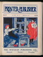 Canadian Printer & Publisher Vol. 14, No. 5