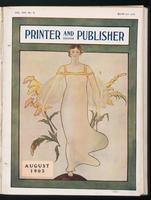 Canadian Printer & Publisher Vol. 14, No. 8