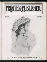 Canadian Printer & Publisher Vol. 15, No. 4