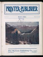 Canadian Printer & Publisher Vol. 15, No. 5
