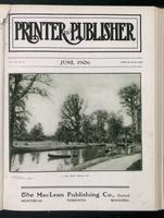Canadian Printer & Publisher Vol. 15, No. 6