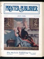 Canadian Printer & Publisher Vol. 15, No. 7