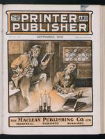 Canadian Printer & Publisher Vol. 15, No. 9