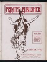 Canadian Printer & Publisher Vol. 15, No. 10