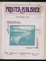 Canadian Printer & Publisher Vol. 15, No. 11