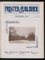 Canadian Printer & Publisher Vol. 15, No. 12