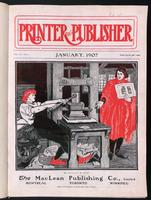 Canadian Printer & Publisher Vol. 16, No. 1