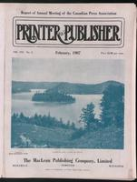 Canadian Printer & Publisher Vol. 16, No. 2