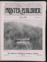 Canadian Printer & Publisher Vol. 16, No. 3