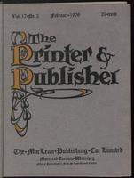 Canadian Printer & Publisher Vol. 17, No. 2