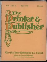 Canadian Printer & Publisher Vol. 17, No. 4