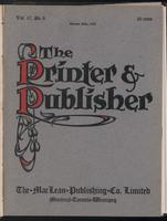 Canadian Printer & Publisher Vol. 17, No. 6
