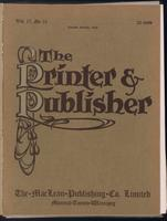 Canadian Printer & Publisher Vol. 17, No. 10