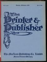 Canadian Printer & Publisher Vol. 18, No. 2