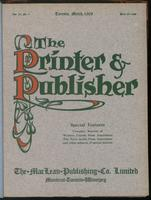 Canadian Printer & Publisher Vol. 18, No. 3