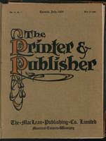 Canadian Printer & Publisher Vol. 18, No. 7