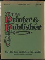 Canadian Printer & Publisher Vol. 18, No. 10