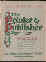 Canadian Printer & Publisher Vol. 18, No. 12