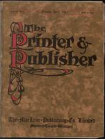 Canadian Printer & Publisher Vol. 19, No. 4