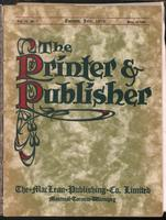 Canadian Printer & Publisher Vol. 19, No. 7