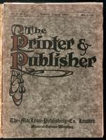 Canadian Printer & Publisher Vol. 19, No. 8