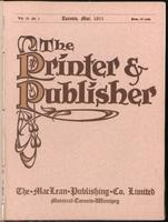 Canadian Printer & Publisher Vol. 20, No. 5