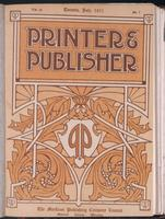 Canadian Printer & Publisher Vol. 20, No. 7