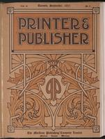 Canadian Printer & Publisher Vol. 20, No. 9
