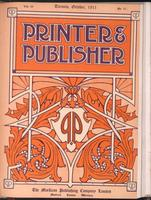 Canadian Printer & Publisher Vol. 20, No. 10