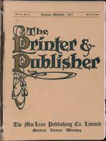 Canadian Printer & Publisher Vol. 20, No. 12