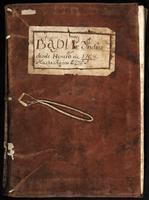 Baptismos de Indios desde Henero de 1768 hasta Agosto de 1775
