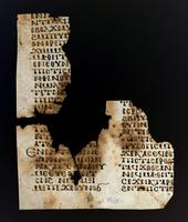 Collection of Manuscript Fragments
