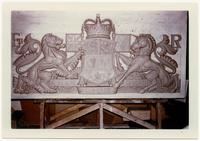 Bank of Canada armorial panel