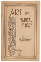 Art in medical history, section 1