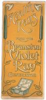 Health rays from the Branston violet rays generator